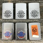 Продам Zippo Lighter 1995-96 - American Eagle - Brushed Chrome